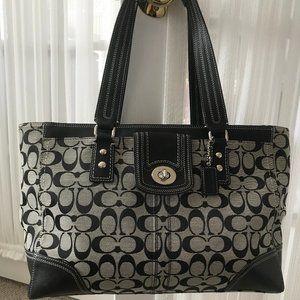 Coach Handbag / Travel Bag